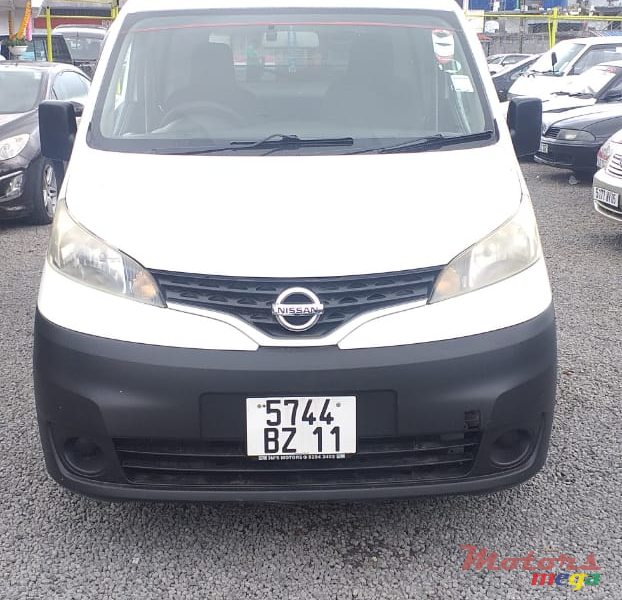 2011 Nissan NV NV200 in Quartier Militaire, Mauritius - 5