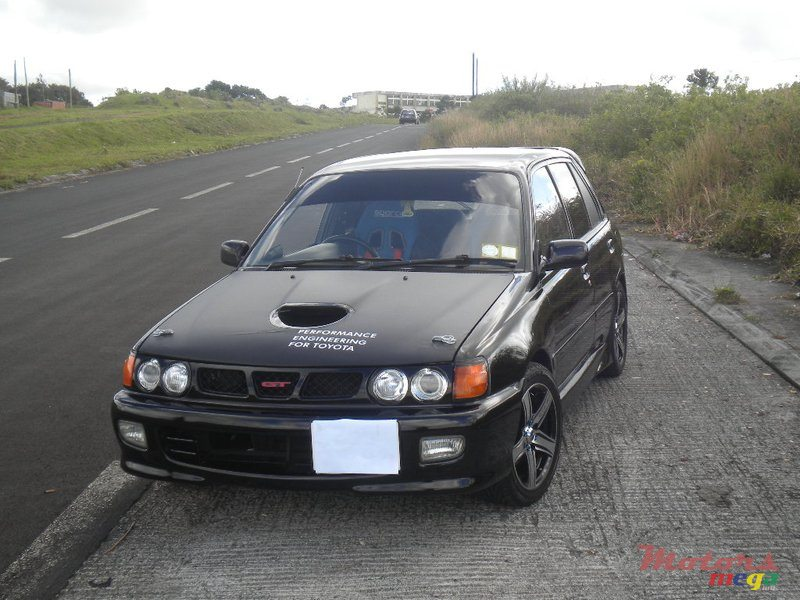 1992 Toyota Starlet Toyota Starlet Gt For Sale 250 000