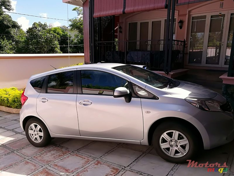 2014 Nissan Note in Vacoas-Phoenix, Mauritius