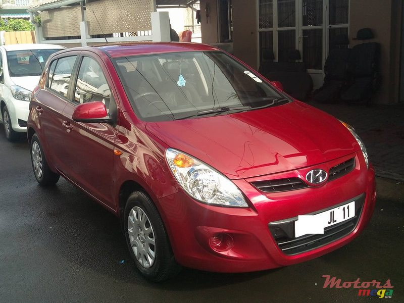 2011 Hyundai I20 For Sale 295 000 Rs Curepipe Mauritius