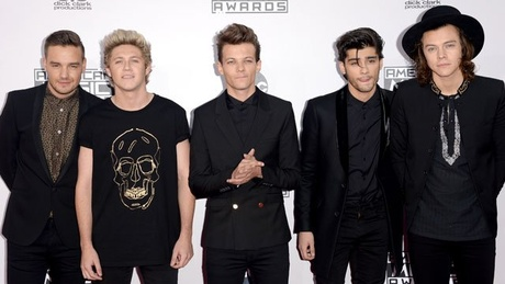 One Direction at American Music Awards 2014