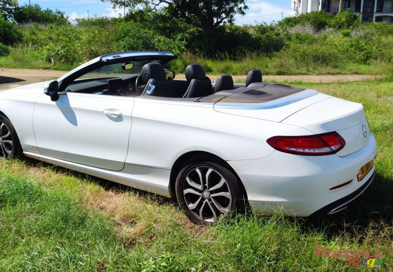 2017 Mercedes-Benz C-Class C180 Cabriolet in Grand Baie, Mauritius - 7
