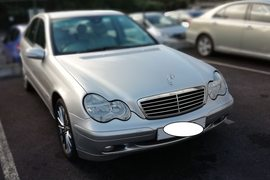2001' Mercedes-Benz C-Class Completely Refurbished