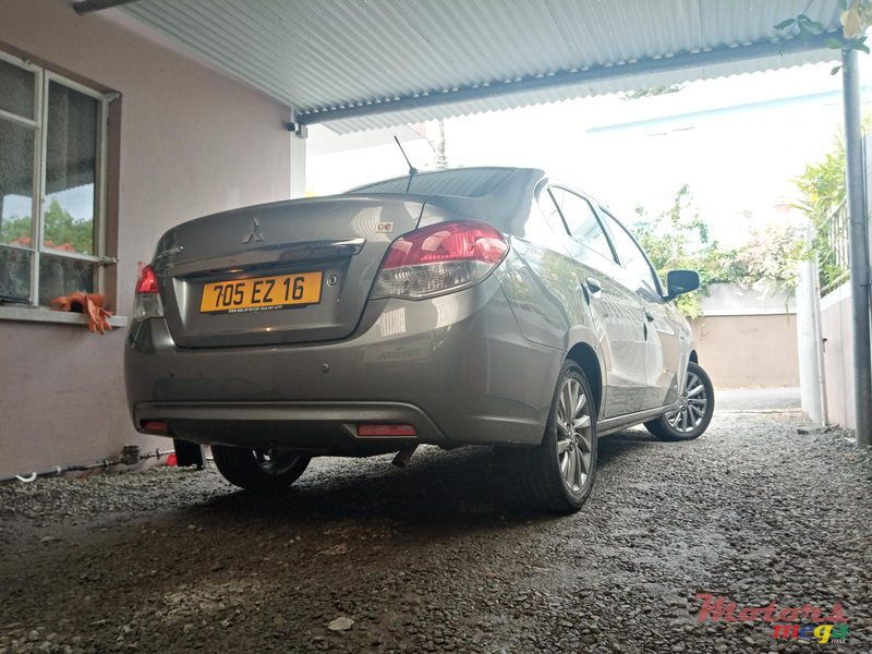 2016 Mitsubishi Attrage /Exchange can be done in Curepipe, Mauritius - 7