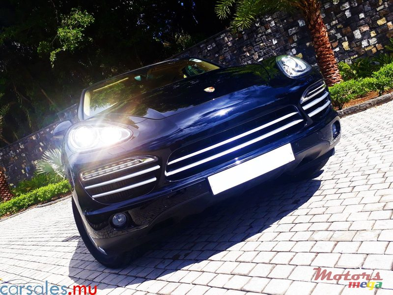 2015 Porsche Cayenne 3.0 V6 Turbo Diesel Injection in Moka, Mauritius