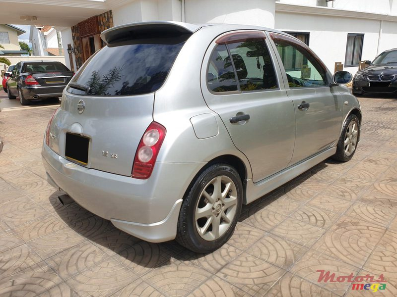 2004 Nissan March SR in Rose Hill - Quatres Bornes, Mauritius - 2