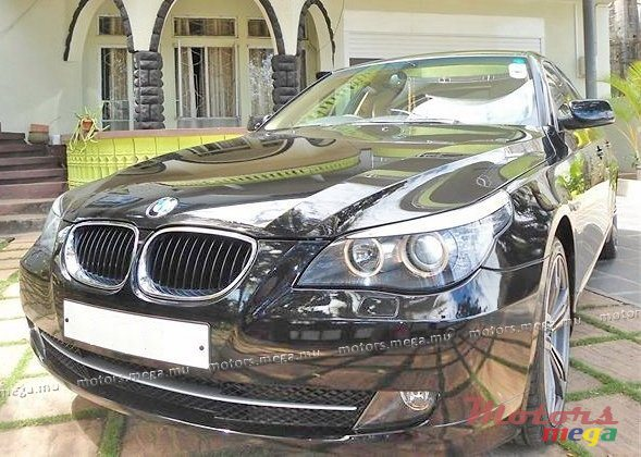 2008 BMW 5 Series 520i In Grand Baie Mauritius