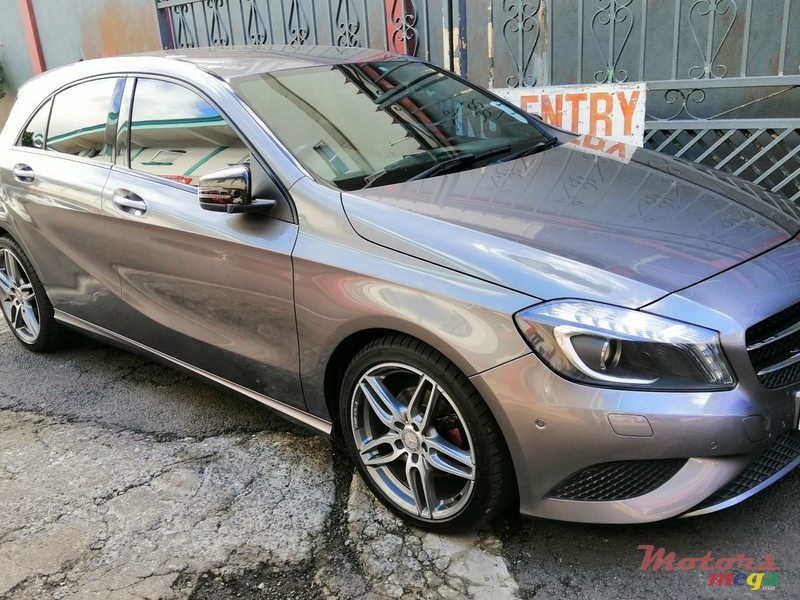 2014 Mercedes-Benz A 180 in Rose Hill - Quatres Bornes, Mauritius