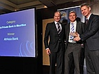 "AfrAsia Named ""Best Private Bank in Mauritius"" by ""The Banker"""