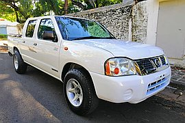 2008' Nissan King Cab