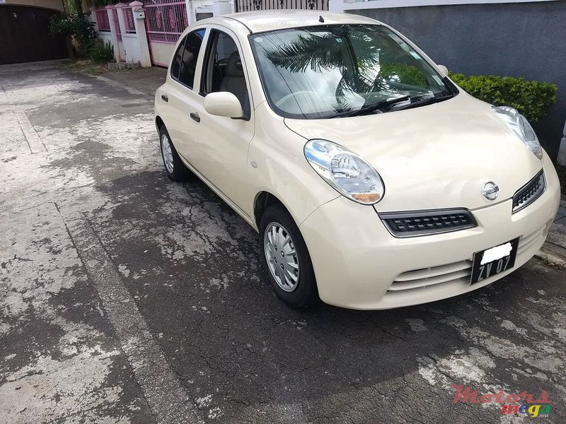 2007 Nissan March Ak12 en Port Louis, Maurice - 2