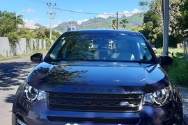 2016' Land Rover Discovery