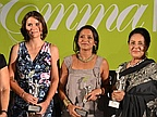 Emma Awards 2012: Five Women Selected for Their Exceptional Qualities