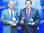 SBM Won the Title of 'Bank of the Year Mauritius'