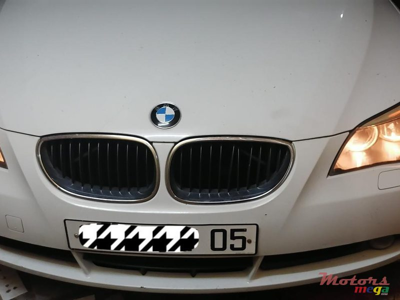2005 BMW 520 in Terre Rouge, Mauritius - 7