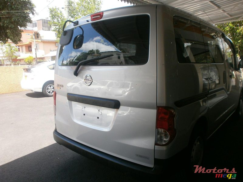 2017 Nissan NV 200 in Curepipe, Mauritius - 7