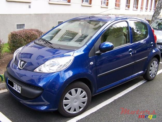 2008 39 peugeot 107 for sale 180 000 rs terre rouge mauritius. Black Bedroom Furniture Sets. Home Design Ideas
