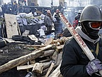 Ukraine Justice Minister in State of Emergency Warning