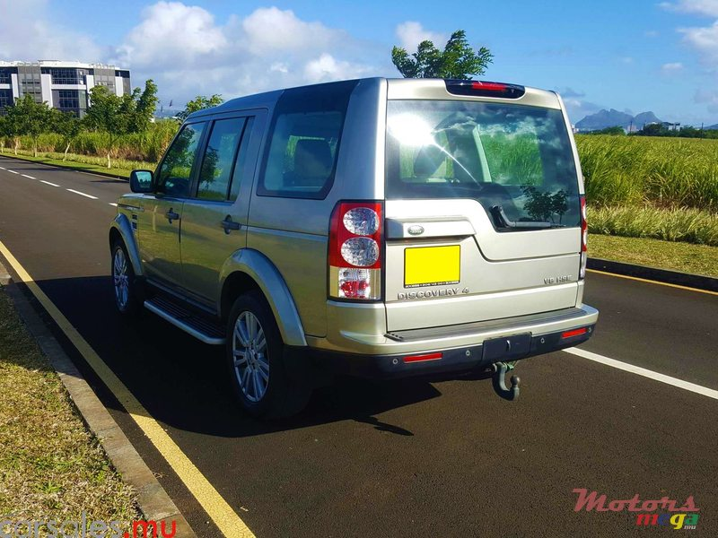 2010 Land Rover Discovery 4 V8 HSE in Moka, Mauritius - 4