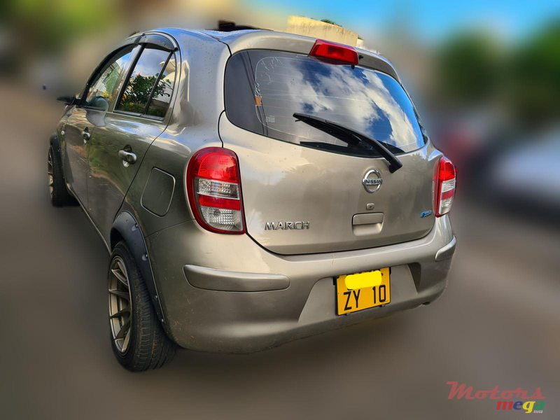 2010 Nissan March Automatic in Vacoas-Phoenix, Mauritius - 4