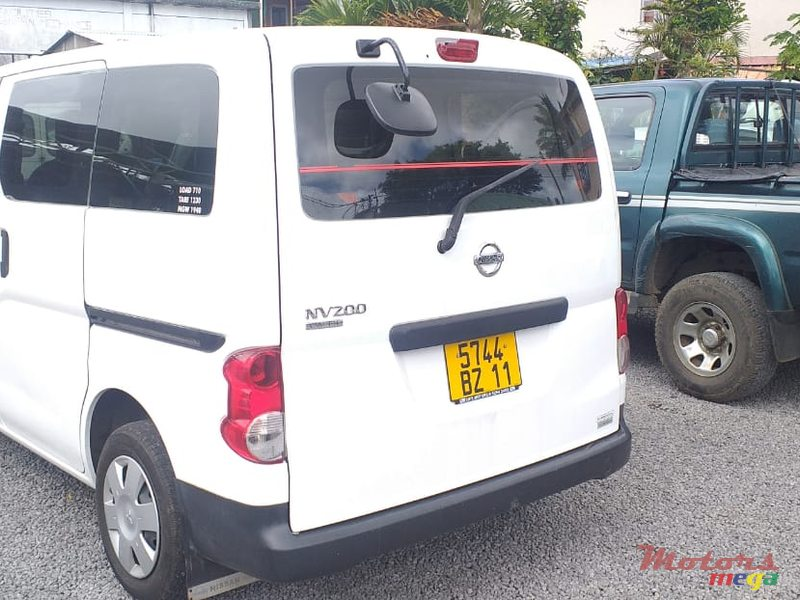 2011 Nissan NV NV200 in Quartier Militaire, Mauritius - 4