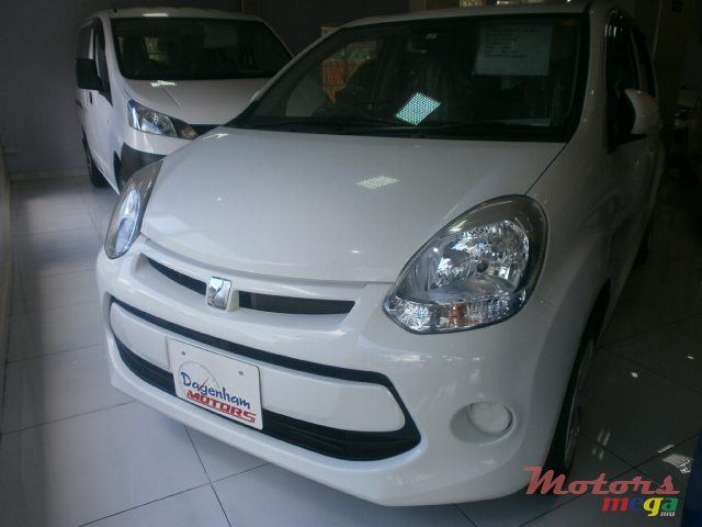 2015 Toyota passo en Curepipe, Maurice