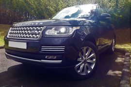 2014' Land Rover Range Rover Vogue 4.4 SD48