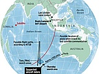 Malaysia Airlines Flight MH370: No Confirmed Debris Found