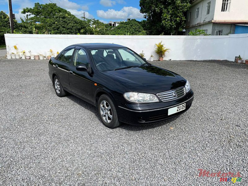 2005 Nissan Sunny N17 Manual JAPAN in Roches Noires - Riv du Rempart, Mauritius