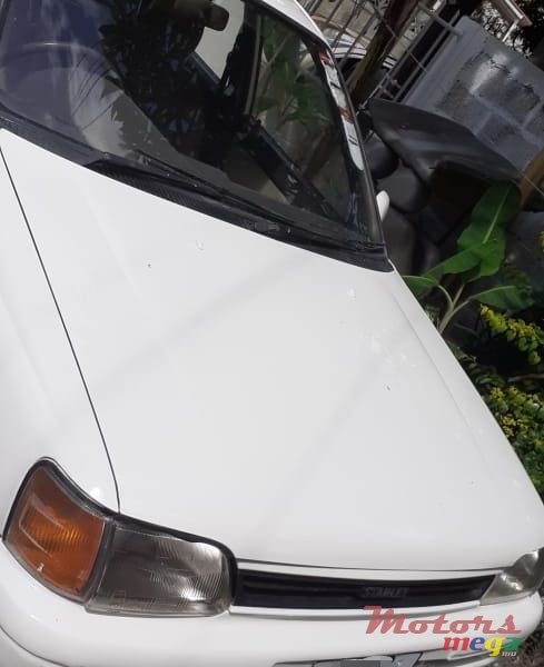 1991 Toyota Starlet in Terre Rouge, Mauritius - 6