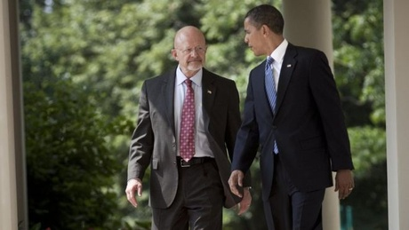 Mr Clapper served in the Obama administration for six years