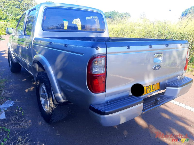 2007 Ford Ranger Turbo in Curepipe, Mauritius - 7