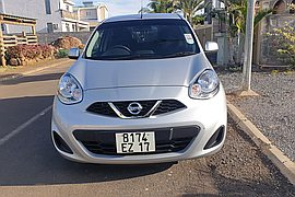 2017' Nissan March