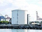 Port Louis Exports Gas to the Countries of the Indian Ocean