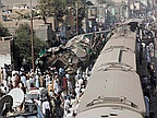 Pakistan Express Train Collision Kills At Least 20 In Karachi