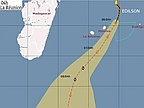 Edilson: Alert 3 held at Mauritius, No Warning at Rodrigues
