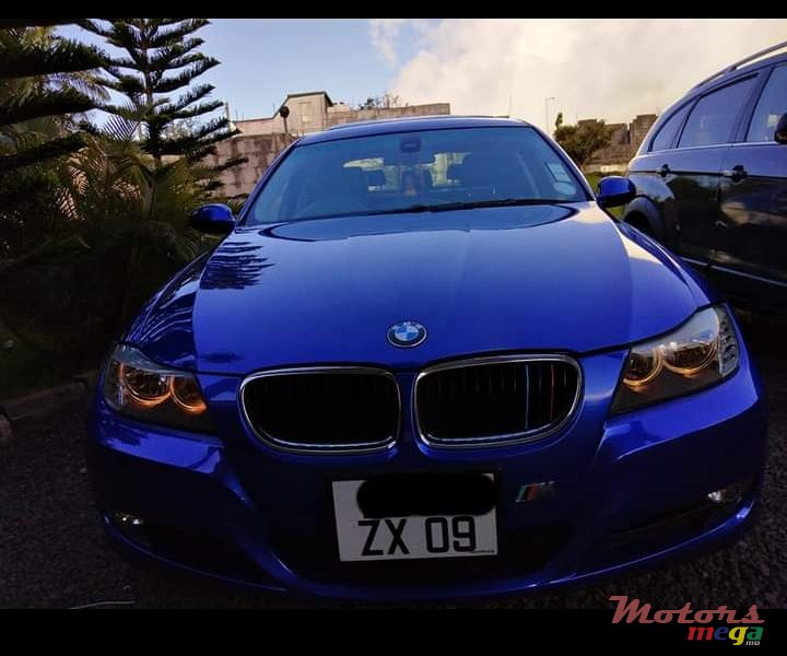 2009 BMW 3 Series Coupe Auto in Curepipe, Mauritius - 2