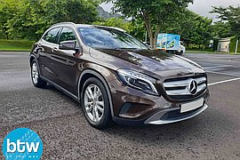 2015' Mercedes-Benz CLA 200