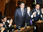 Shinzo Abe Re-elected as Japan's Prime Minister