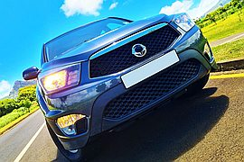 2014' Ssangyong Actyon Sport