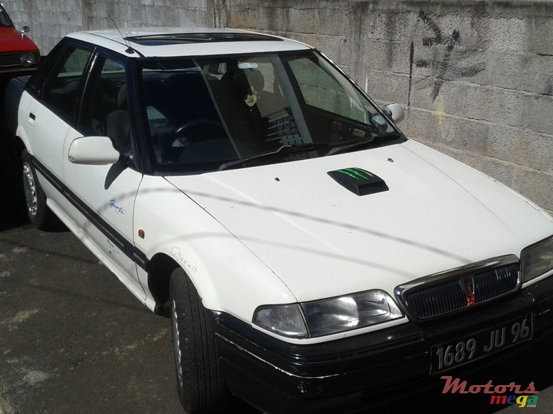 1996 Rover 414 in Terre Rouge, Mauritius