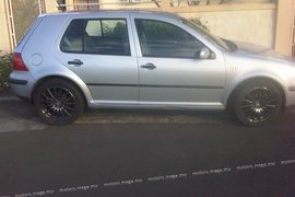 2001' Volkswagen Golf 4
