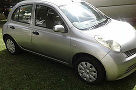 2007' Nissan March
