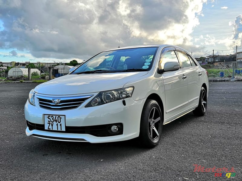 2011 Toyota Allion A15 in Rose Belle, Mauritius