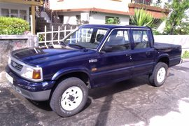 1999' Ford Courier 4*4