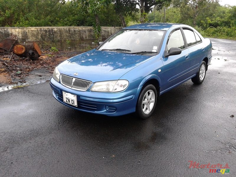 2001 Nissan Sunny N16 Ex Saloon For Sale 158 000 Rs