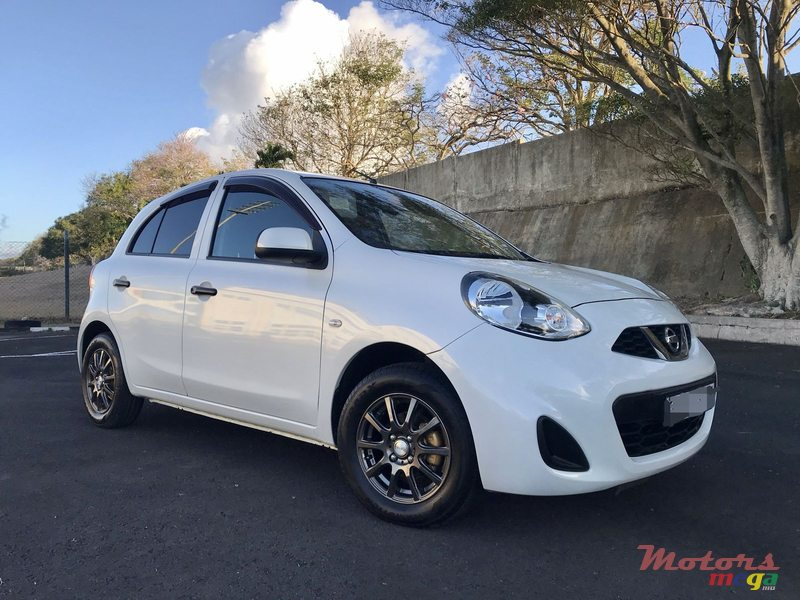2015 Nissan March in Grand Baie, Mauritius