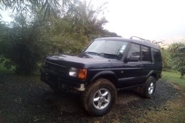 2002' Land Rover Discovery Series II