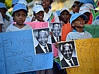 South African Expatriates in Mauritius Pray for Mandela
