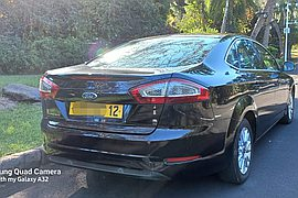 2012' Ford Mondeo